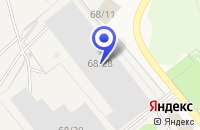 Схема проезда до компании ФИРМЕННЫЙ МАГАЗИН АРИАНТ в Касли