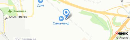 MarsGroup на карте Екатеринбурга