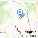 Детский сад №10 компенсирующего вида на карте Берёзовского