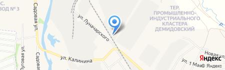 Экспресс Офис на карте Большого Истока