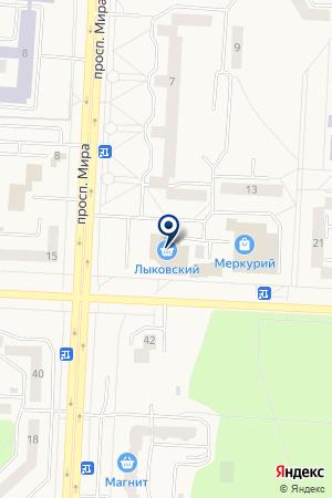 САЛОН СОТОВОЙ СВЯЗИ TELE2 GSM (ТЕЛЕ2 GSM) на карте Снежинска