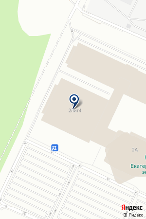 ГлавЁлка на карте Екатеринбурга