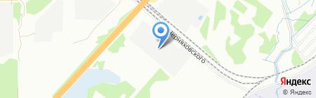 ОСГ Рекордз Менеджмент на карте Екатеринбурга