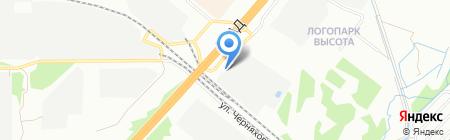 Юкон Инжиниринг на карте Екатеринбурга