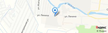 Гранит на карте Большого Истока