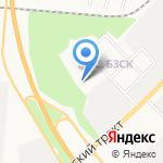 Березовское отделение психолого-педагогической помощи на карте Берёзовского