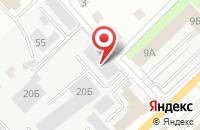 Схема проезда до компании Нпп Интек в Березовском