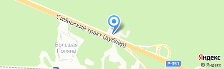 УралДизель на карте Екатеринбурга