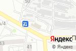 Схема проезда до компании Компрессорный в Екатеринбурге