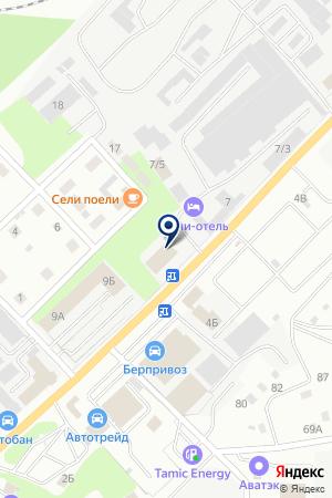 Китайский партнер на карте Берёзовского