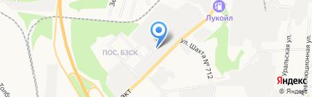СИТЭС Центр на карте Берёзовского