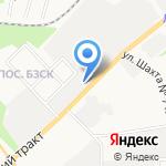Автогамия на карте Берёзовского