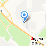 ШИНИНВЕСТ на карте Берёзовского