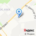 Драйв-Авто на карте Берёзовского