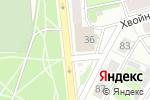 Схема проезда до компании Столет в Екатеринбурге