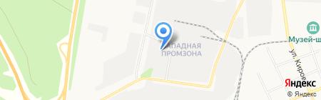 Первая кооперативная вендинговая компания на карте Берёзовского