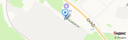 TopSang на карте Берёзовского