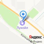 ЛУКОЙЛ на карте Берёзовского