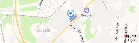 СиличЪ на карте Берёзовского