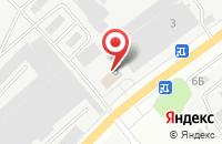 Схема проезда до компании БСУ в Берёзовском