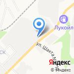 Полимер-Индустрия на карте Берёзовского