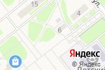Схема проезда до компании Дом-сервис в Кедровке