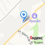 Уралекс на карте Берёзовского