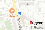 Схема проезда до компании Оптика №9 в Екатеринбурге