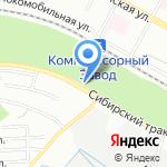 Традиционные русские бани на карте Екатеринбурга