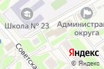 Схема проезда до компании Радуга в Кедровке