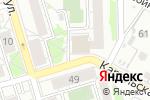 Схема проезда до компании Почтовое отделение №7 в Екатеринбурге