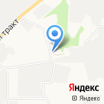 Автосервис на карте Берёзовского