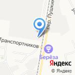 АГА Урал на карте Берёзовского
