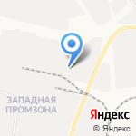 Альфа-К на карте Берёзовского