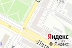 Схема проезда до компании Солнышко в Екатеринбурге