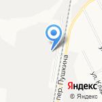 ТранзитАвтоКомплект на карте Берёзовского
