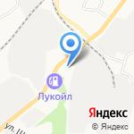ВаКум на карте Берёзовского