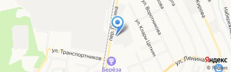 ТермоТехника на карте Берёзовского