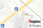 Схема проезда до компании Qiwi в Берёзовском