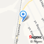 Градиент-Аудит на карте Берёзовского