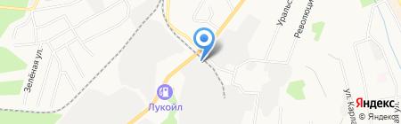 СПЕКТРОН на карте Берёзовского