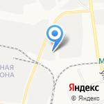 СИА Интернейшнл-Екатеринбург на карте Берёзовского