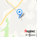 ТПК-Остров на карте Берёзовского