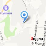 ЗдОрово-Маркет на карте Берёзовского