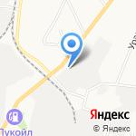 ФЕРЕНТУМ на карте Берёзовского
