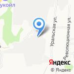 ГАЛАКСИ на карте Берёзовского