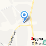КМУ Маркет на карте Берёзовского