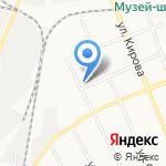 Уют и Комфорт на карте Берёзовского