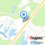 Арт-Ландшафт на карте Берёзовского