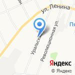 Надежда на карте Берёзовского